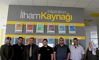 Filistinli girişimcilere iş fikri desteği
