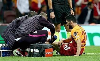 Galatasaray 'sakat'a geldi