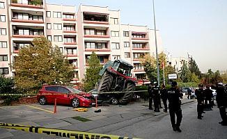 Ankara'da Dehşeti Yaşattı! Psikolojik Sorunları Varmış!