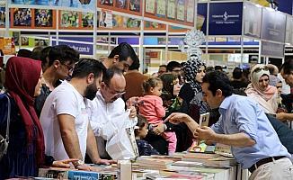 Kayseri Kitap Fuarı'nı 672 bin 524 kişi ziyaret etti