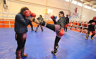 Kick Boks Milli Takımı'nda Avrupa Şampiyonası hazırlıkları