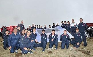Kırıkkale 10. Geleneksel Dinek Dağı Cumhuriyet Yürüyüşü