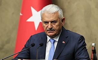 Meclis Başkanı Yıldırım'dan Ara Güler için taziye mesajı