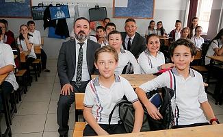Murat Ercan okul ziyaretlerine devam ediyor