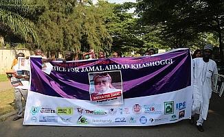 Nijerya'da Kaşıkçı için adalet yürüyüşü