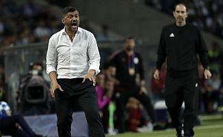 Porto Teknik Direktörü Sergio Conceiçao: Galatasaray'ı iyi oyunu için kutluyorum
