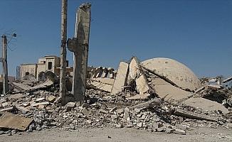 Rakka'daki camiler kaderine terk edildi