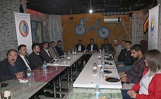 Yozgat TSO Başkanı Çelik çalışmalarını değerlendirdi