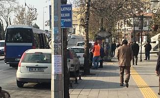 Ankara'da değnekçi tehlikesi devam ediyor
