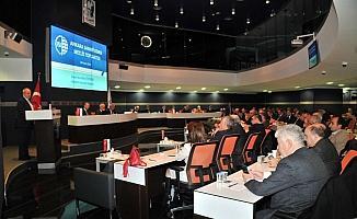ASO kasım ayı meclis toplantısı
