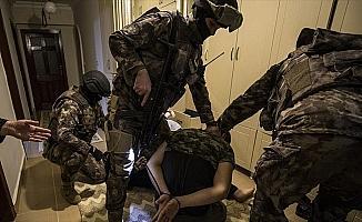 Başkentte terör örgütü PKK/KCK'nın haraç çetesine operasyon: 21 gözaltı