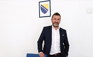 Bosna Hersek Federasyonu Haber Ajansı Genel Müdürü Huremovic: AA ile iş birliği FENA için önemli