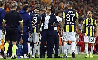 Fenerbahçe Koeman'la çıkışa geçti