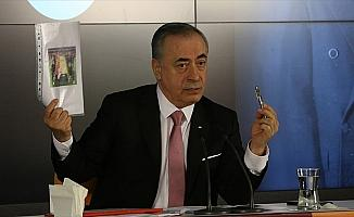 Galatasaray Kulübü Başkanı Cengiz: TFF Hukuk Müşavirliğinin istifasını bekliyorum