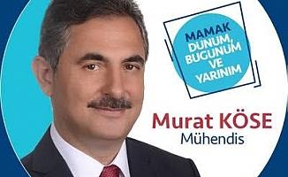Murat Köse: Mamak Bizimle Daha Güzel Olacak