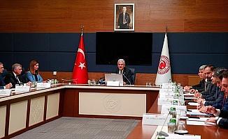 TBMM Dışişleri Komisyonu 11 kanun teklifini kabul etti