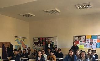 Ulaş'ta öğrenciler için destekleyici ve yetiştirici kurs