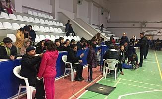 Ulaş'ta öğrencilere sportif yetenek taraması yapıldı