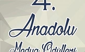 4. ANADOLU MEDYA ÖDÜLLERİ