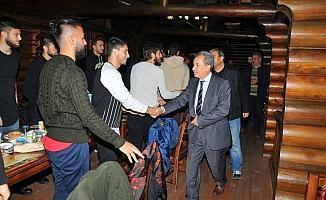 Akkaya'dan Akşehirspor'a motivasyon yemeği