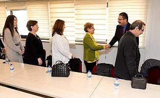Altındağ Beledeyi Başkanı Veysel Tiryaki'yi hemşehrileri ziyaret etti