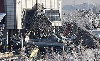 Ankara'daki  Tren kazası : 7 Ölü 46 Yaralı