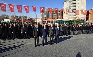 Atatürk'ün Kırşehir'e gelişinin 99. yılı