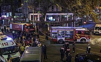 Başkentte doğal gaz patlaması: 7 yaralı