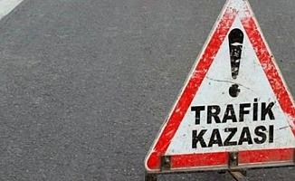 Başkentte zincirleme trafik kazası: 5 yaralı