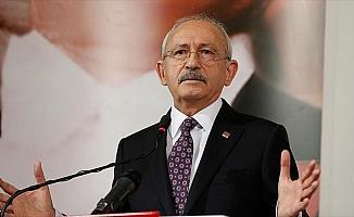 CHP Genel Başkanı Kılıçdaroğlu: Bütün işçilere namus sözü veriyorum