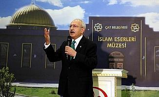 CHP Genel Başkanı Kılıçdaroğlu: Türkiye, Orta Doğu'nun tümünü yönetebilecek pozisyondadır