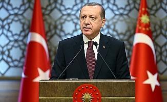 Cumhurbaşkanı Erdoğan: Türkiye özgürlük alanlarını genişletmeye devam edecek
