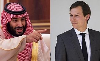 Demokratlara Kushner-Muhammed bin Selman ilişkisinin soruşturulması çağrısı