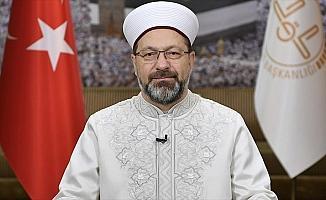 Diyanet İşleri Başkanı Erbaş: İslam, engellilere adalet ve hassasiyetle davranmayı emreder