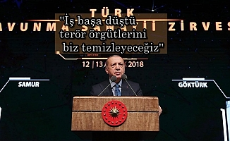 Erdoğan: Birkaç gün içinde Fırat'ın doğusuna yönelik harekata başlıyoruz