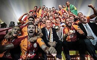 Galatasaray 2018'de 21. şampiyonluğuna ulaştı