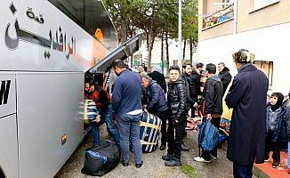 Iraklı Türkmenler ülkelerine dönüyor