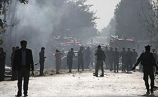 Kabil'de bomba yüklü araçla saldırı: 4 ölü
