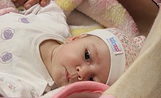 Konya'da 2 aylık bebek sokağa terk edildi