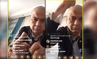 MasterChef'ten Murat Canlı Yayında Bileğini ve Parmaklarını Kesti