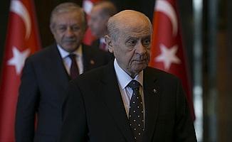 MHP Genel Başkanı Bahçeli: Cumhurbaşkanı Erdoğan ile bu hafta içinde görüşmeyi bekliyoruz