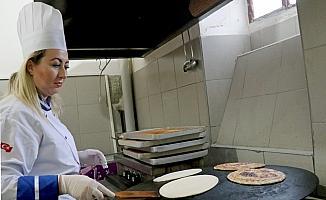 Pastacı ve kebapçılar sertifika aldı