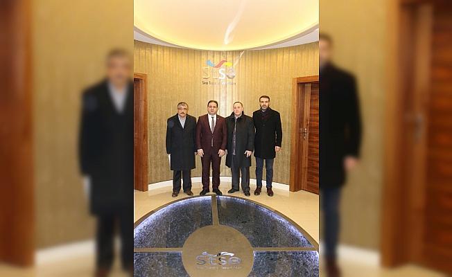 Sivas'a kozmetik fabrikası kuruluyor