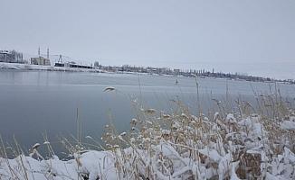 Ulaş Gölü sessizliğe büründü