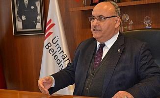 Ümraniye Belediye Başkanı Can: Ümraniye Belediyesi'nde en düşük ücret 3 bin 340 lira olacak