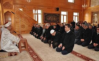 Yıldızkent Camisi ibadete açıldı