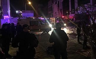 Ankara Sitelerdeki yangında 5 işçi yaşamını yitirdi