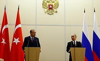 Cumhurbaşkanı Erdoğan, Rusya Federasyonu'nu ziyaret edecek
