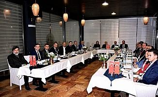 Eskişehir'de Cumhur İttifakı milletvekillerinden istişare toplantısı