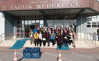 Etimesgut Belediyesi İlk Yardım Merkezi Açtı!